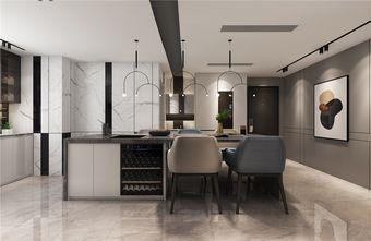 60平米公寓新古典风格客厅图