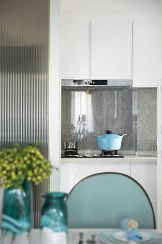 100平米欧式风格厨房设计图