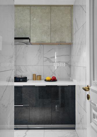 100平米四室一厅现代简约风格厨房装修案例