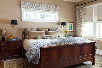 50平米一居室美式风格卧室装修效果图
