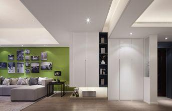 80平米三室两厅欧式风格客厅图片
