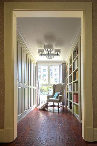 英伦风格书房设计图