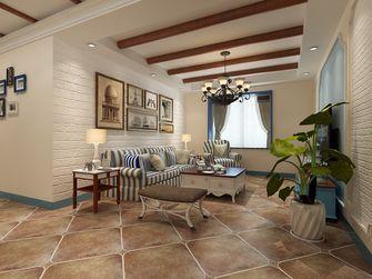140平米四室五厅地中海风格客厅装修图片大全