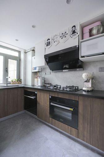 60平米公寓混搭风格厨房欣赏图
