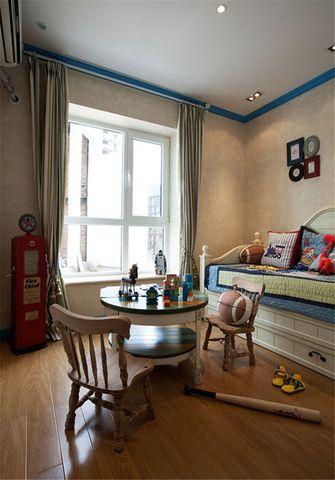 120平米三室两厅地中海风格儿童房装修案例
