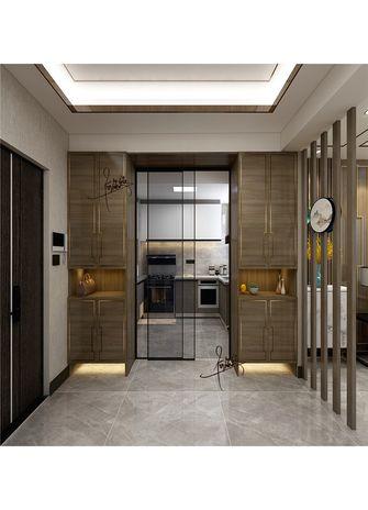 140平米四室一厅中式风格玄关欣赏图