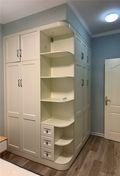 120平米四田园风格卧室装修效果图