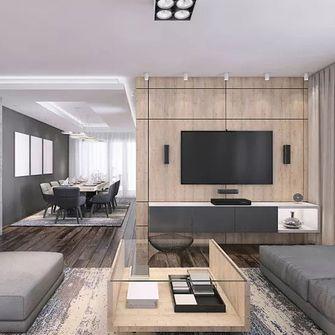 英伦风格客厅设计图