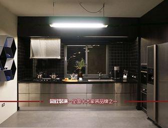 60平米一居室混搭风格厨房装修案例