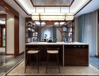 140平米复式中式风格厨房装修图片大全