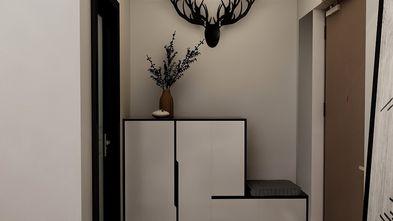 经济型30平米小户型现代简约风格玄关欣赏图