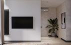 140平米复式现代简约风格其他区域装修效果图