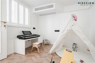 50平米小户型法式风格儿童房装修图片大全
