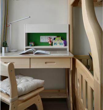 70平米三现代简约风格儿童房设计图