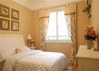 110平米欧式风格卧室欣赏图