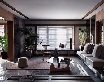 140平米四室两厅英伦风格客厅设计图