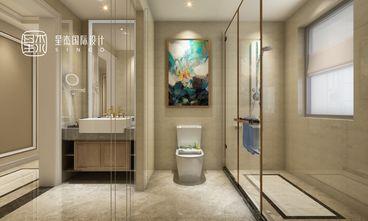 140平米别墅新古典风格卫生间图