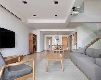 140平米四日式风格客厅装修图片大全