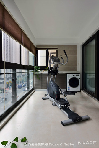 140平米四室两厅中式风格健身室装修图片大全