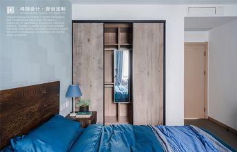 110平米北欧风格卧室图片