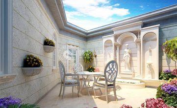 法式风格阳光房效果图