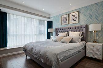 110平米四室一厅现代简约风格卧室效果图
