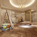 140平米复式欧式风格儿童房图片大全