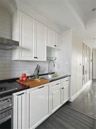 110平米三室一厅其他风格厨房设计图