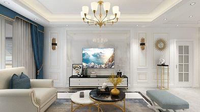 30平米以下超小户型欧式风格客厅装修图片大全