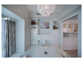 100平米三室两厅美式风格储藏室图片大全