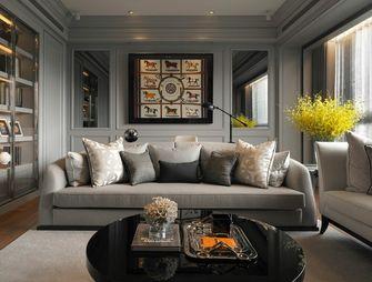 130平米三新古典风格客厅设计图