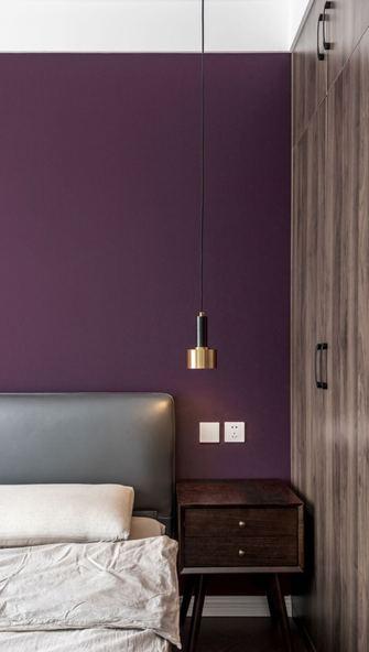 40平米小户型现代简约风格卧室图