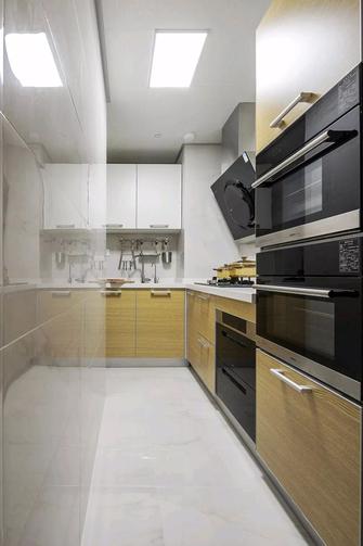 50平米一居室宜家风格厨房图