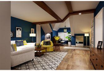 豪华型140平米别墅美式风格阁楼效果图