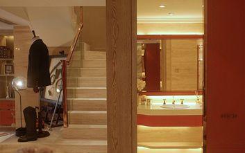 130平米三室两厅新古典风格楼梯间装修效果图
