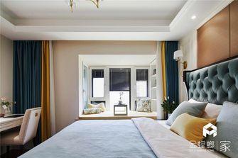 140平米三室两厅美式风格卧室设计图