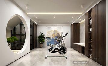 140平米三现代简约风格健身室欣赏图