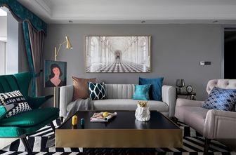 130平米别墅美式风格客厅装修效果图