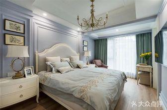 140平米复式法式风格卧室图