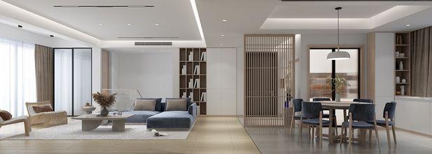 140平米复式日式风格餐厅欣赏图