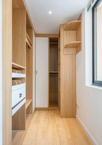 90平米三室一厅北欧风格衣帽间效果图