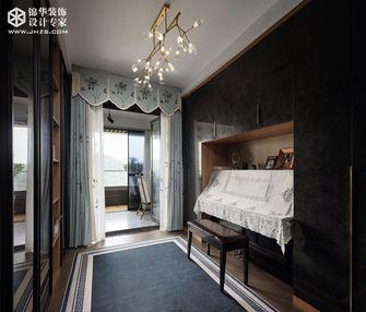 140平米四室两厅中式风格影音室效果图