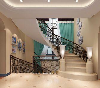 15-20万140平米四室三厅地中海风格楼梯图片
