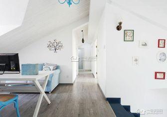 20万以上140平米四室三厅地中海风格楼梯装修图片大全