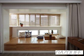 120平米复式中式风格卧室装修效果图