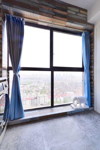 80平米美式风格阳台欣赏图