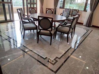 140平米复式东南亚风格餐厅效果图