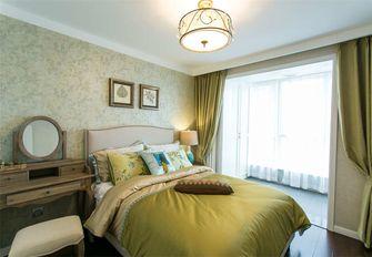 110平米新古典风格卧室装修案例