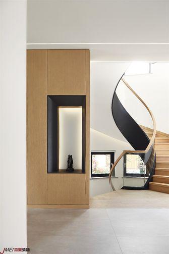 140平米别墅日式风格楼梯间图片