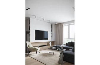 70平米一室一厅混搭风格客厅图片大全